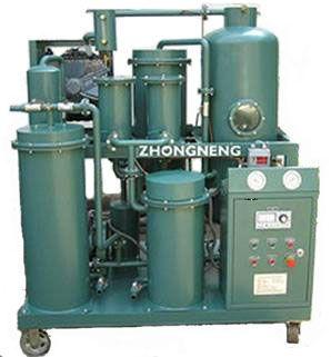 Series TYA Lubricating oil purifier