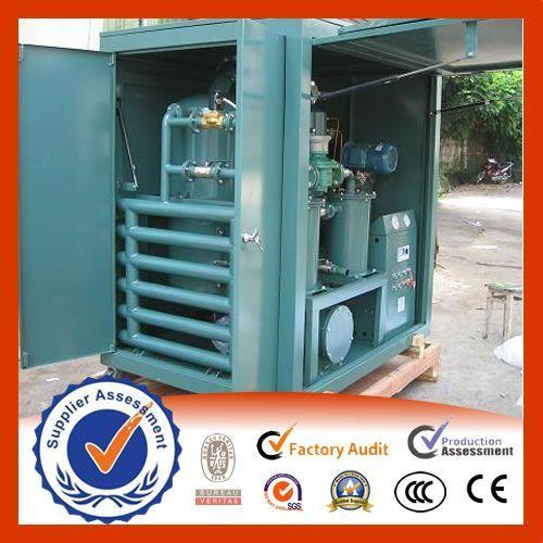 Oil Treatment Machine