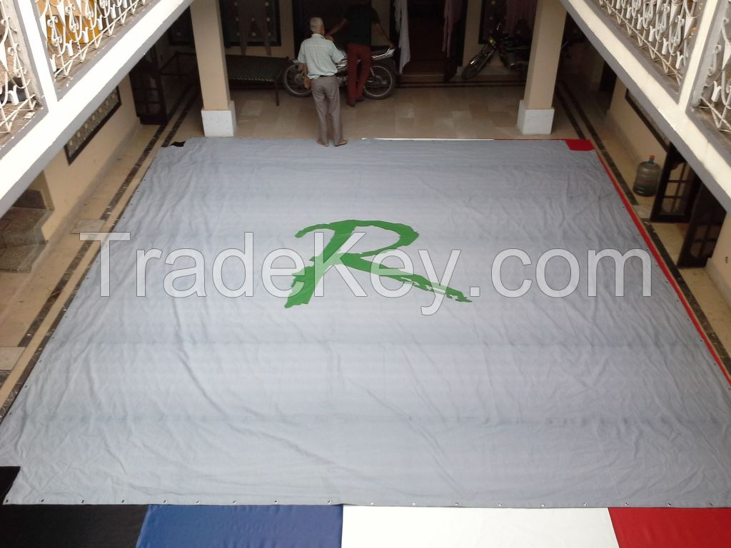 wrestling boxing canvas mat cover