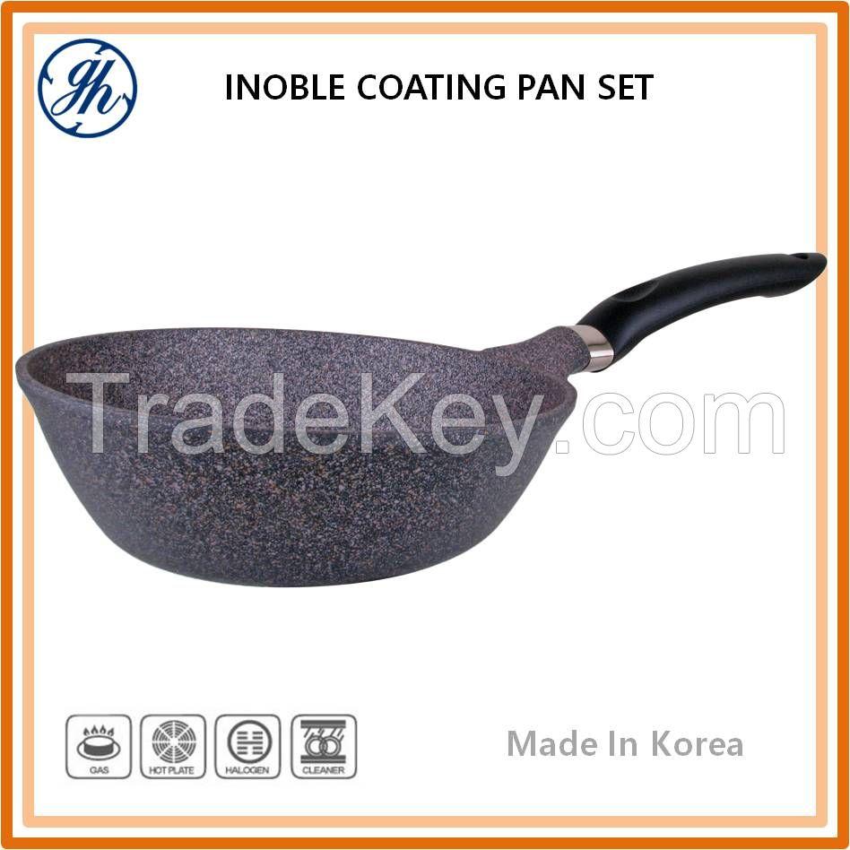 Die Casting Aluminum Non stick Coating FringPan