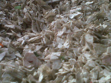 PP flakes, HDPE flakes