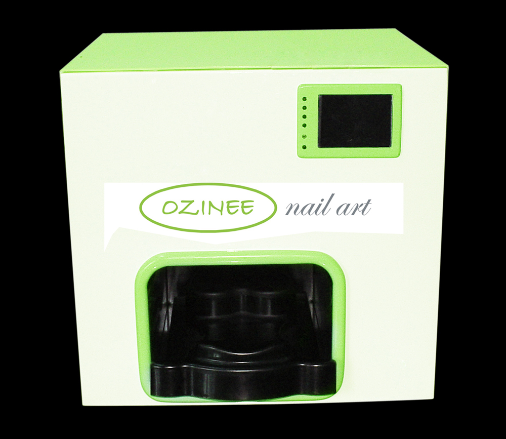 nail printer from Ozinee, nail printers, Nails, nail art, nail design