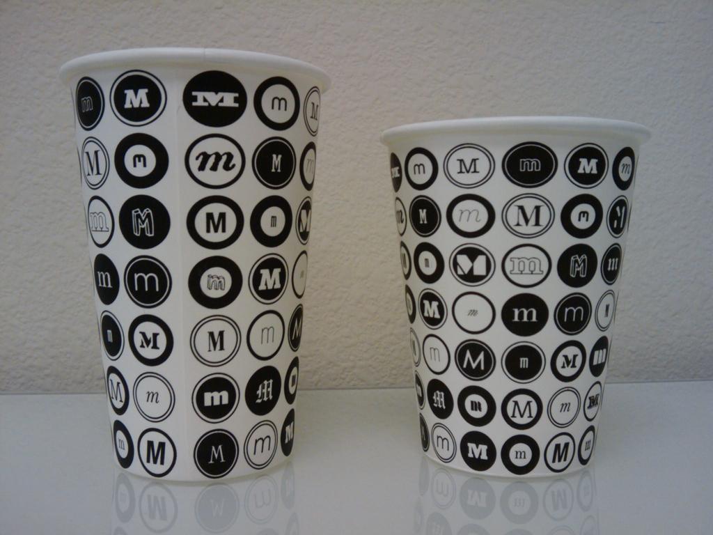 Custom Printed Hot Cups