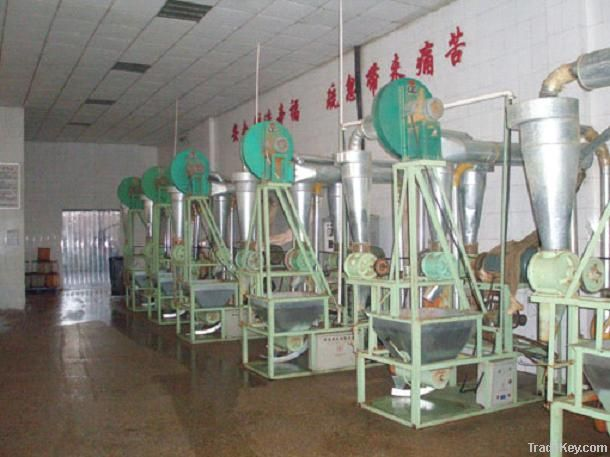 Pepper Grinding Machine