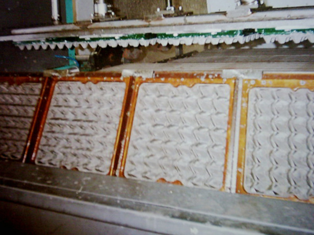 Egg Tray Machine Four molds low-frequency