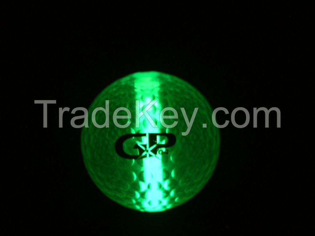 Glowing In The Dark Night LED Golf Ball