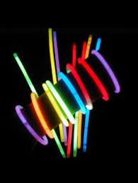 Fluorescent Glowing Silicon Bracelets