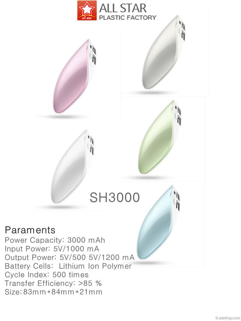 All Star Power Bank SH3000(Factory Price)