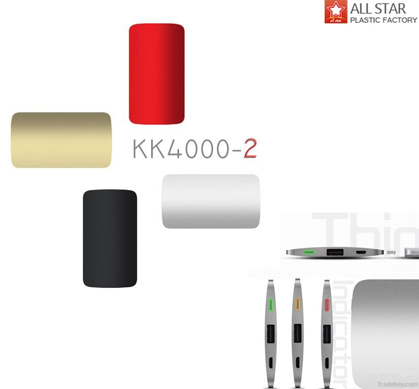 All Star Power Bank KK4000-2(Factory Price)