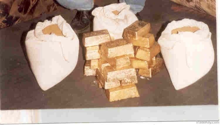Au Gold Dust, Dore Bars