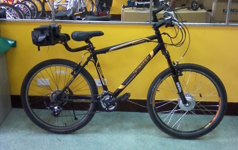 Forsen Patented E-bike Kit