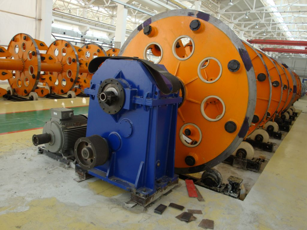 CTC (CONTINUOUSLY TRANSPOSED CONDUCTOR) MACHINE