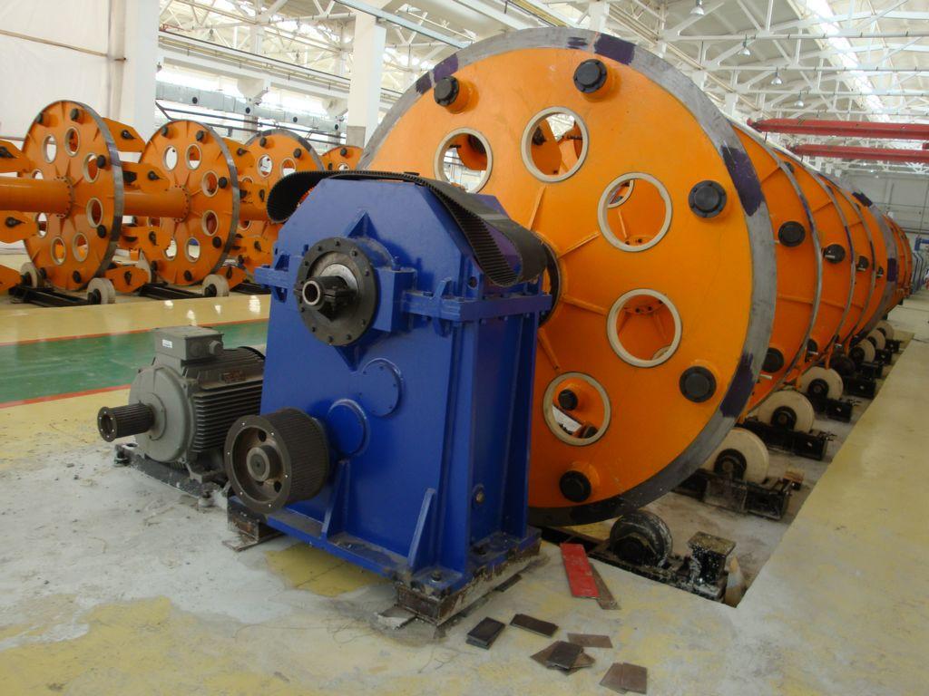 CTC production line