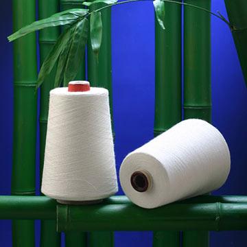 bamboo yarn for knitting and weaving