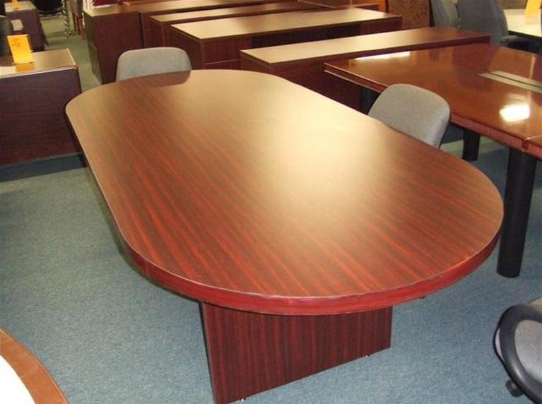 8' Mahogany Conference Table