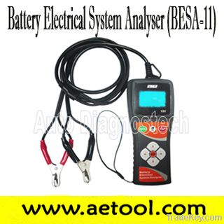 Battery Electrical System Analyser (BESA-11)