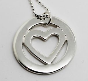 HAND STAMPED AND ENGRAVED JEWELLERY