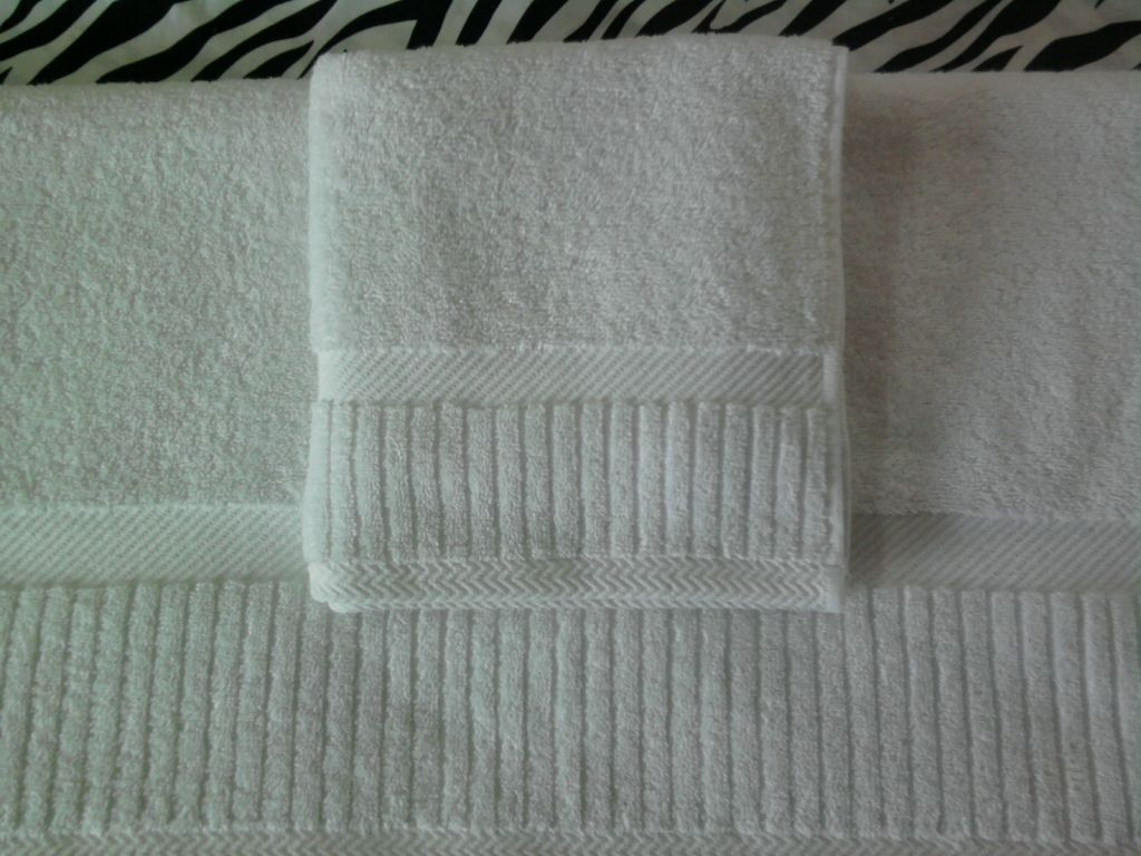 Institutional Cotton Towels