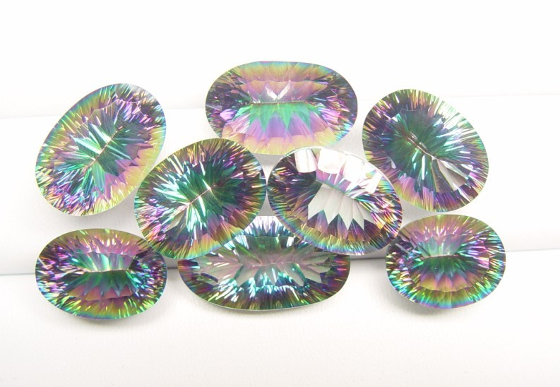 Rainbow Mystic Quartz