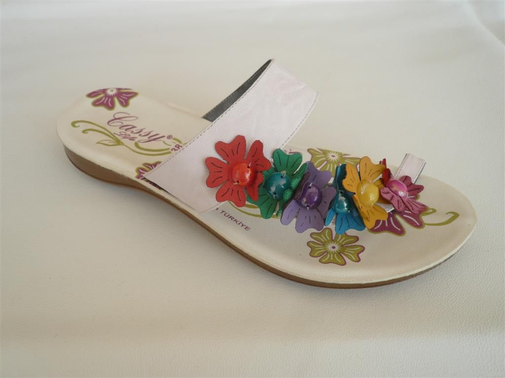 Flowers Flip Flop