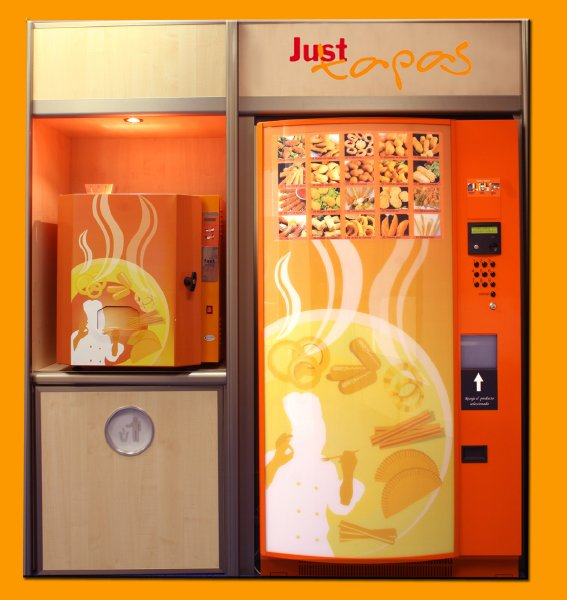 just fries machine