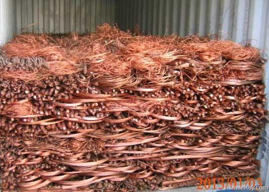 copper scrap 99.95