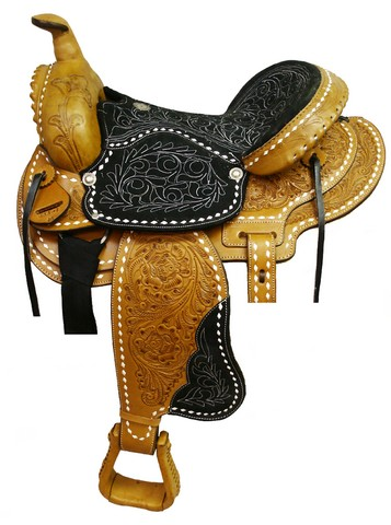 Horse Western saddle Tack