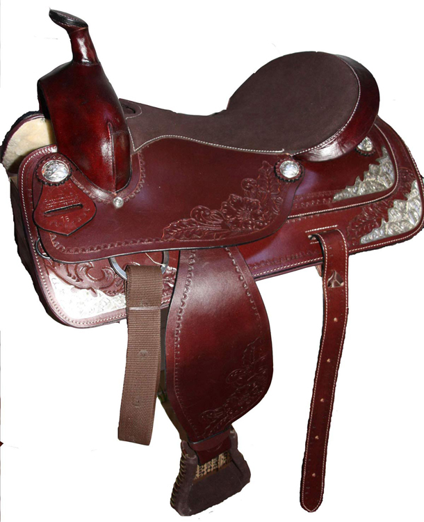 Horse Western saddle Tack- Handcrafted