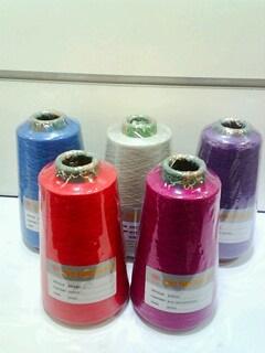 cotton/wool yarn ring spun top dyed yarn