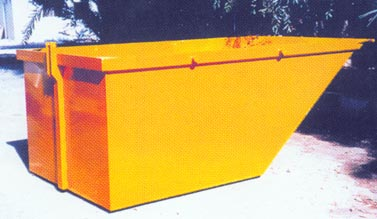 Containers and Cleanings Equipments
