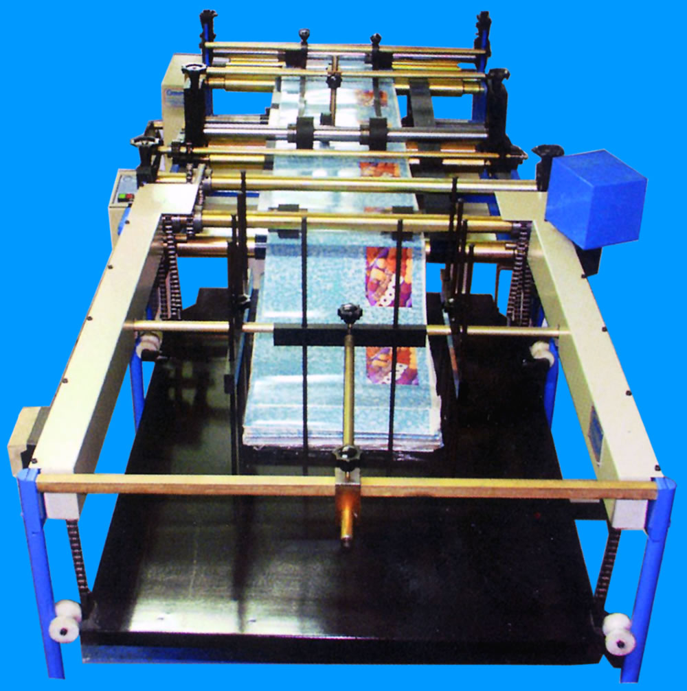 Automatic Laminated Paper Cutting Machine