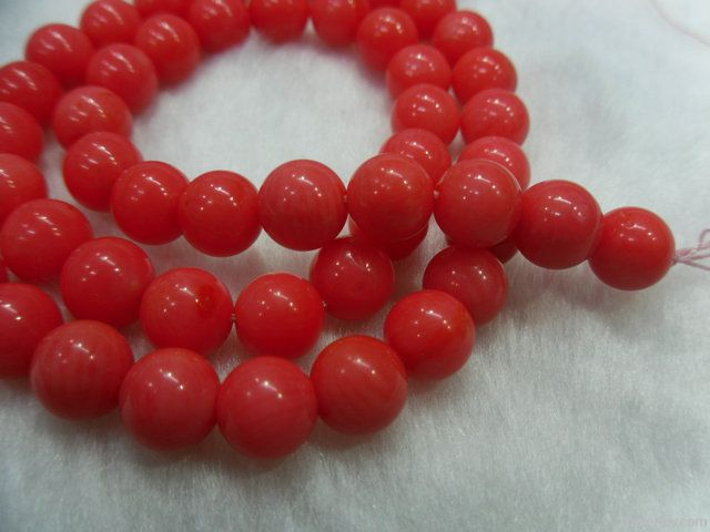 high quality coral beads/semi-precious stone beads/loose beads