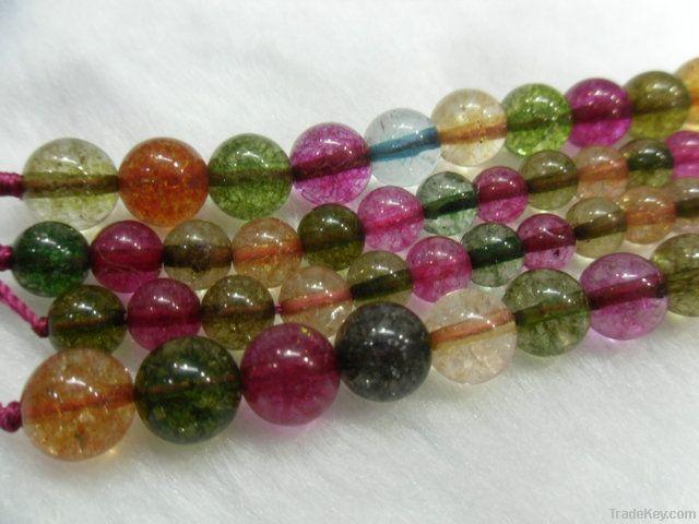high quality crystal beads/semi-precious stone beads/loose beads