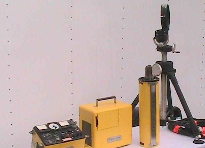 Sperry SPX 160 Xray NDT equipment