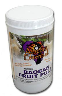 Baobab Fruit Pulp