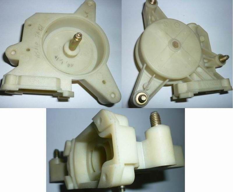 Automobile plastic parts and plastic mould