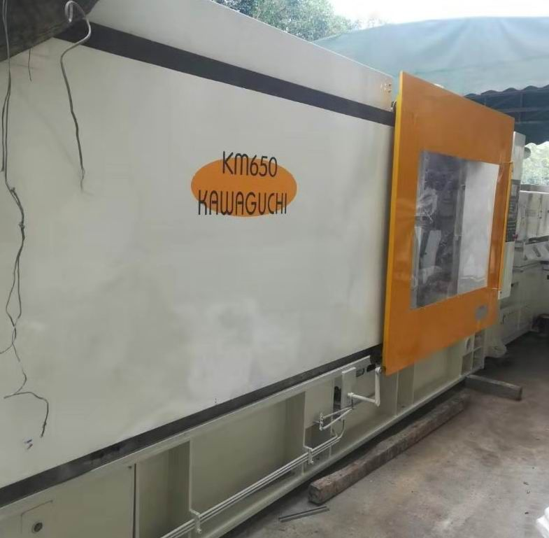 USED INJECTION PLASTIC MOLDING MACHINE WITH JAPANESE BRAND
