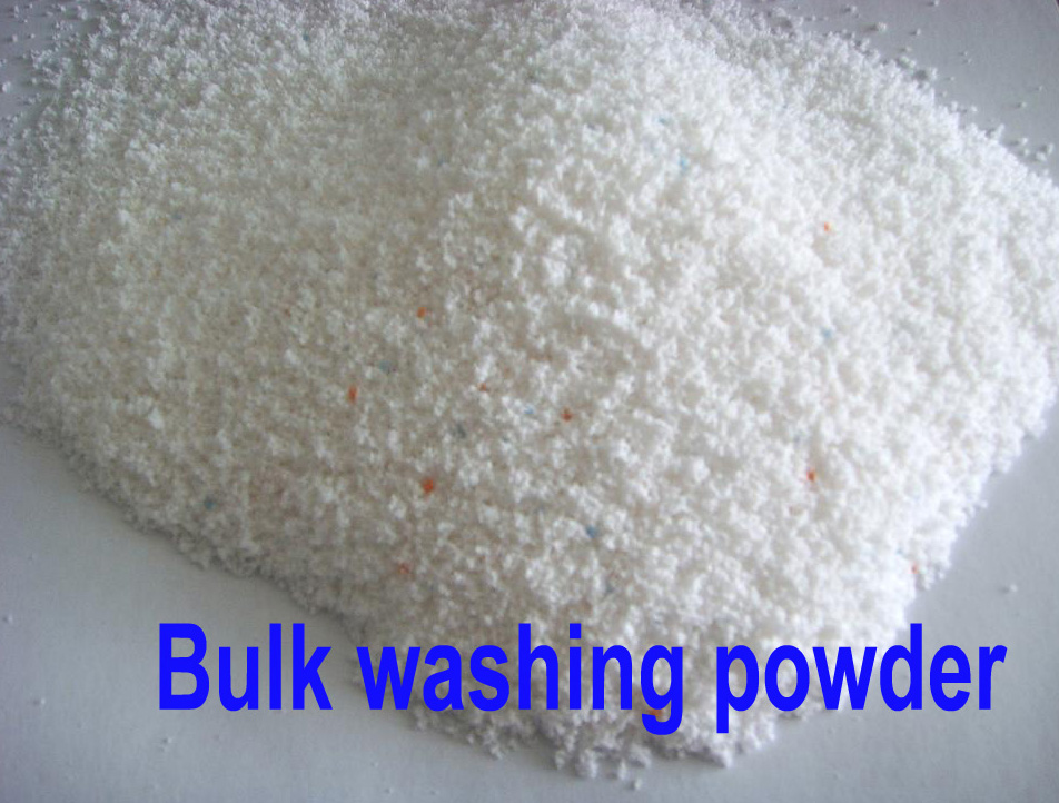 bulk washing powder
