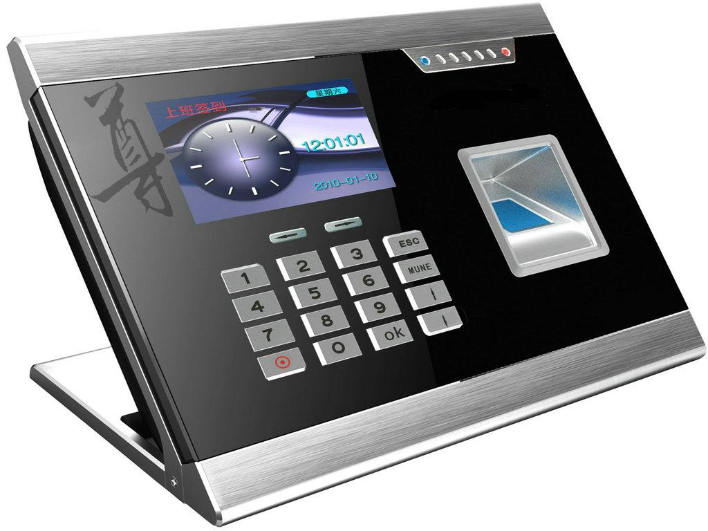 Secubio Isystem300 TFT LCD Fingerprint Time attendance Reader