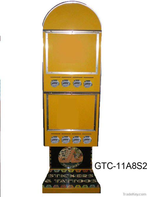 tattoo stickers vending machine