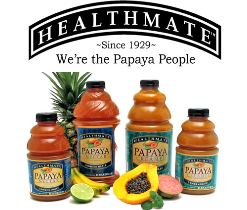 Healthmate Products Papaya Concentrates