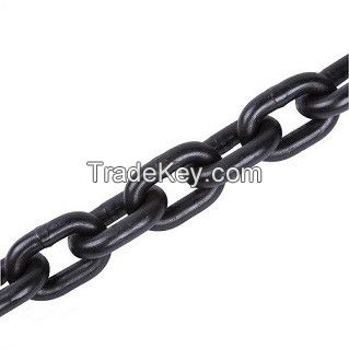 black en818-2 welded G80 chain