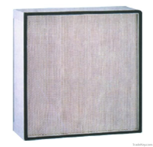 High-humidity Resistant HEPA Filter