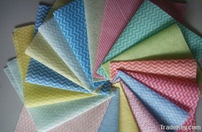 Spunlace Nonwoven for Household Wiping
