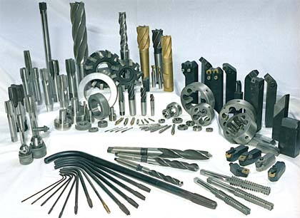 HSS and solid carbide cutting tools