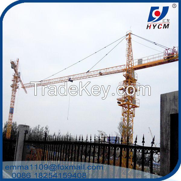 Tower Crane TC 5013-max load 5t | cranes tradekey com
