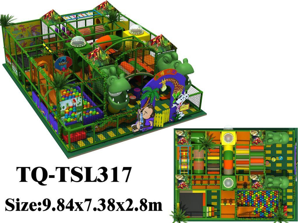 hot sale indoor playground equipment