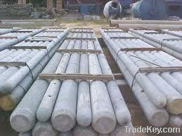 Concrete Poles; Wooden Fencing, Transmission Poles, Steel Poles