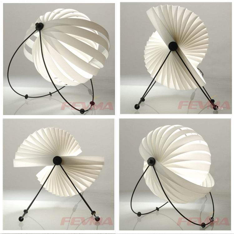conch lamp/lighting