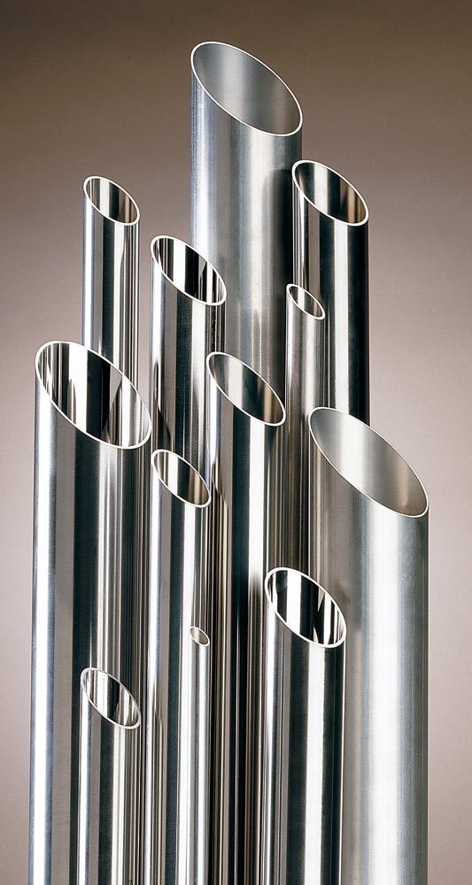 stainless steel Tupes